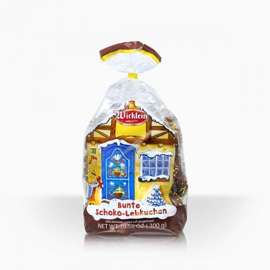 Wicklein Norimberské medovníčky v mliečnej čokoláde 300g
