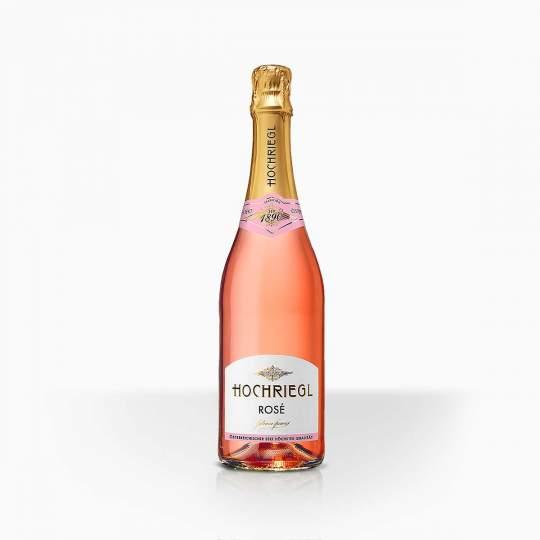 Šumivé víno Hochriegl Rose 11,5% 0,75l