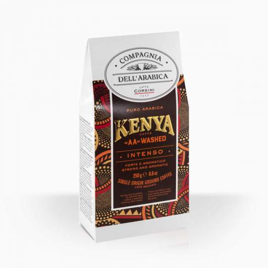 Compagnia Dell Arabica Corsini Kenya mletá káva 250g