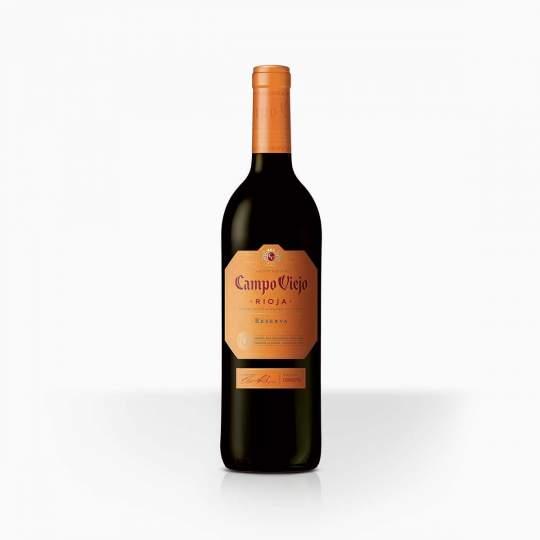 Víno Campo Viejo Reserva Rioja 13,5% 0,75l