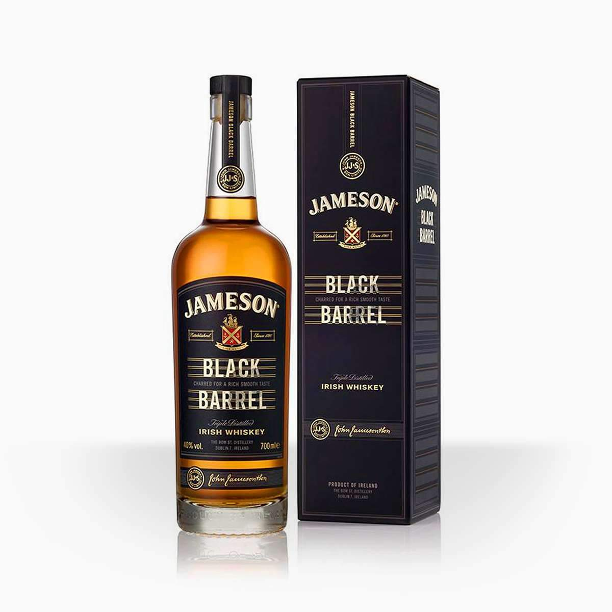 Whisky Jameson Black Barrel 40% 0,7l