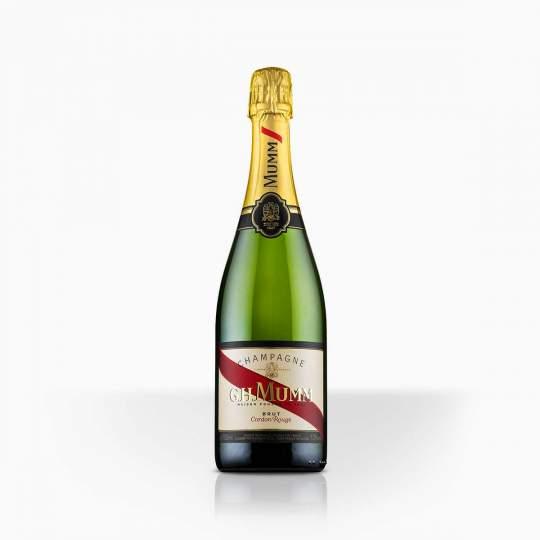 Šampanské G.H. Mumm Cordon Rouge Brut 0,75l