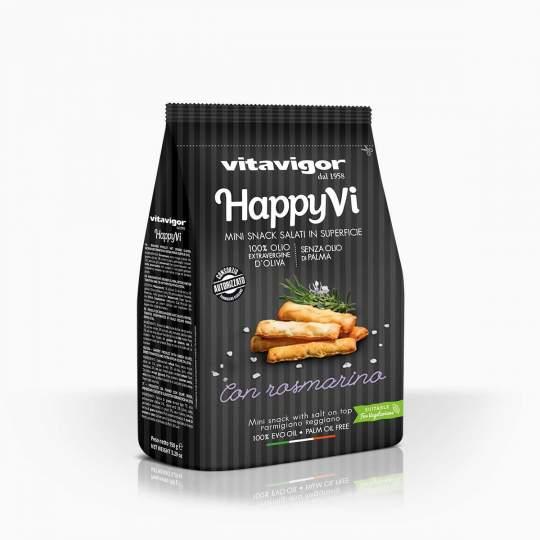 Vitavigor mini tyčinky rozmarínové s olivovým olejom 150g