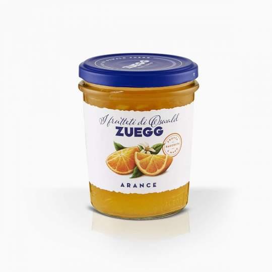 Zuegg pomarančový džem 330g