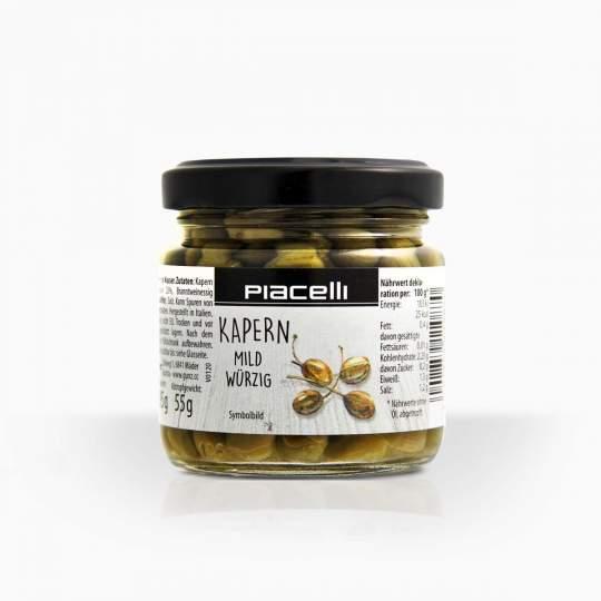 Piacelli kapary jemne aromatické 95g