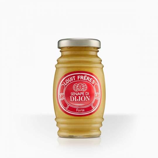 Louit Freres horčica Dijon Forte zo žltých horčičných semienok 130g