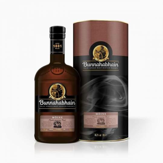 Whisky Bunnahabhain Moine 46,3% 0,7l