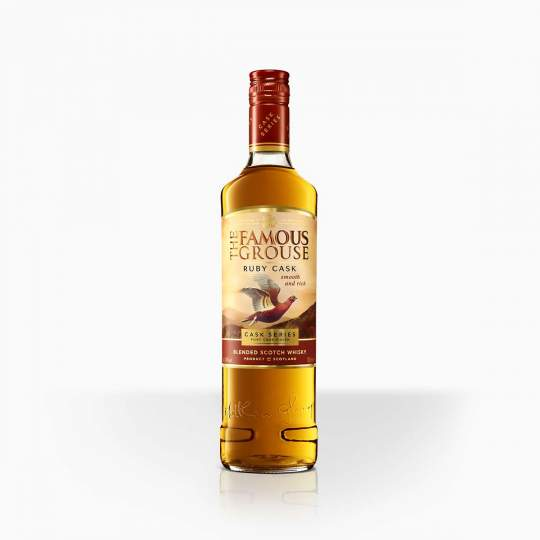 Whisky Famous Grouse Ruby Cask 40% 0,7l