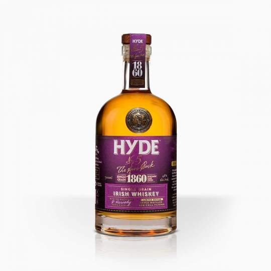 Whisky Hyde No.5 Aras Cask 46% 0,7l