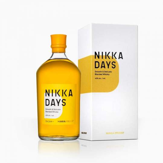 Whisky Nikka Days 40% 0,7l
