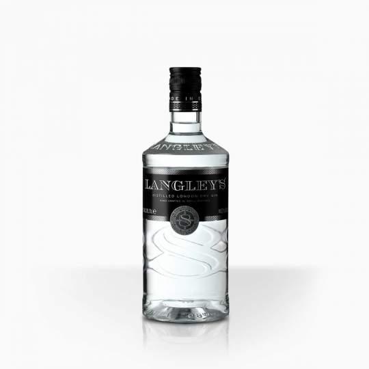 Gin Langleys Nr. 8 Distilled 41,7% 0,7l