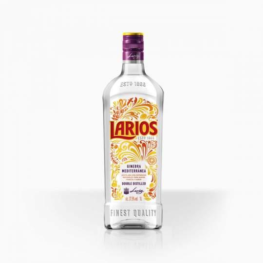 Gin Larios 37,5% 1l