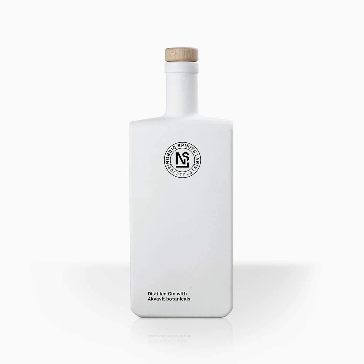 Gin Nordic Spirits Lab 41% 0,5l