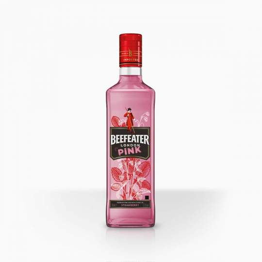 Gin Beefeater Pink 37,5% 0,7l