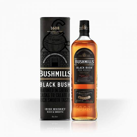 Whisky Bushmills Black Bush 40% 0,7l