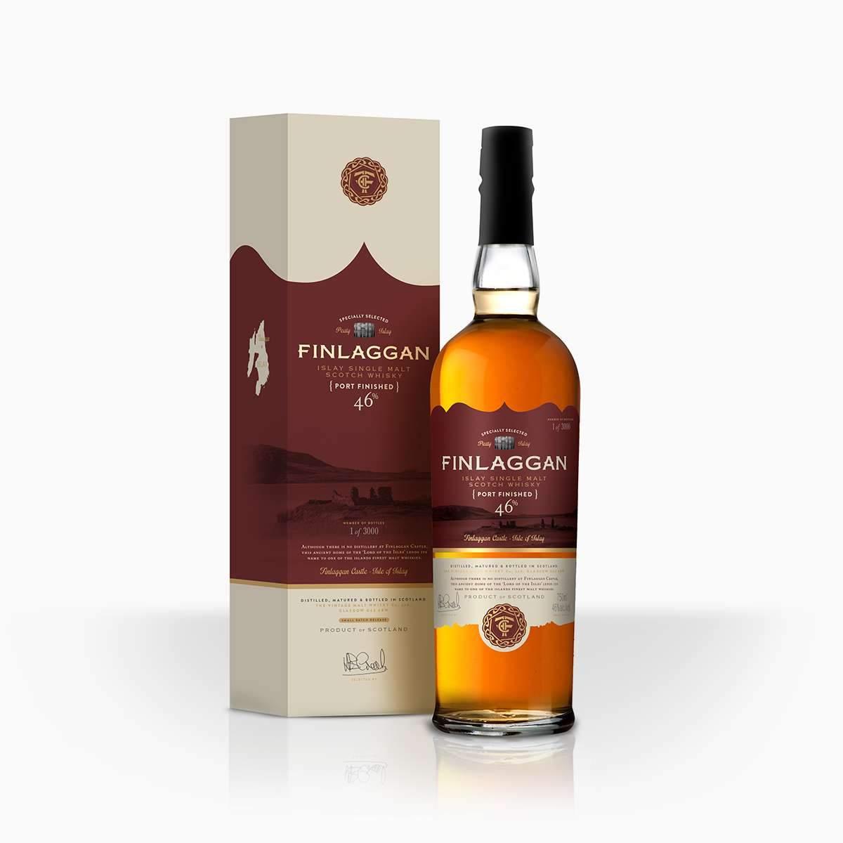 Whisky Finlaggan Port Finish 46% 0,7l