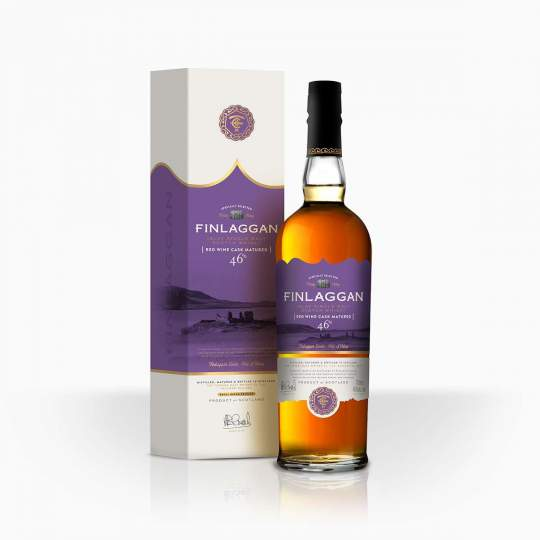 Whisky Finlaggan Red Wine Cask 46% 0,7l