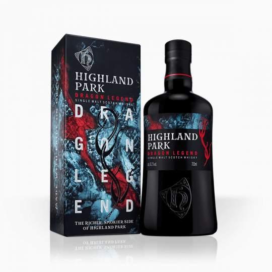 Whisky Highland Park Dragon Legend 43,1% 0,7l