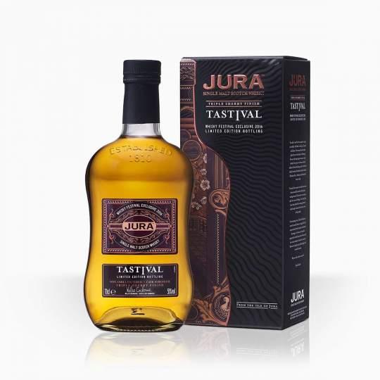 Whisky Isle of Jura Tastival 2016 Triple Sherry Finish 51% 0,7l