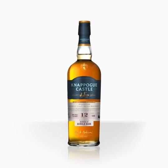 Whisky Knappogue Castle Barolo Cask Finish 12YO 46% 0,7l