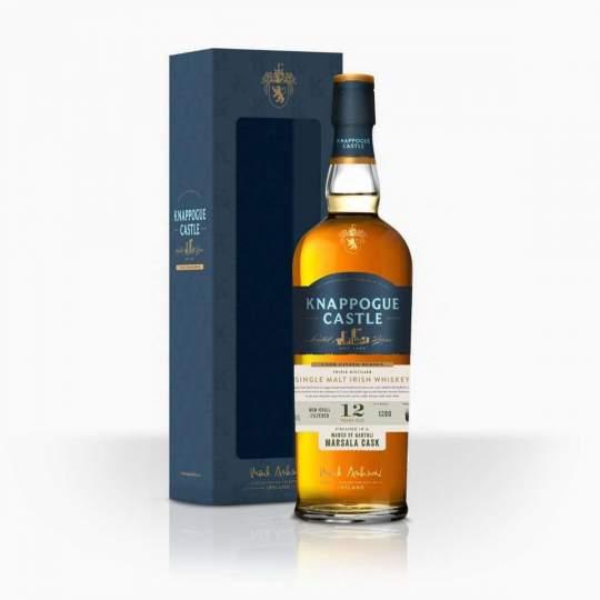 Whisky Knappogue Castle Marsala Cask 12YO 46% 0,7l
