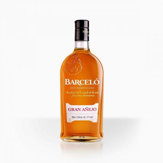 Rum Barcelo Gran Anejo 5YO 37,5% 0,7l