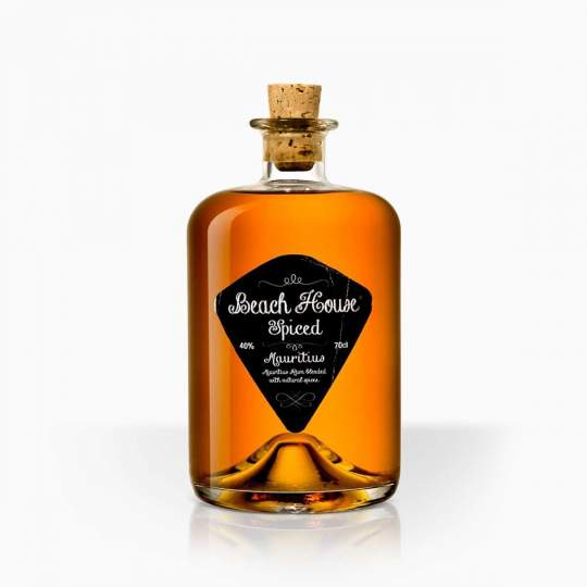 Rum Beach House Spiced 40% 0,7l