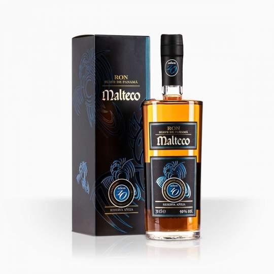 Rum Malteco Anejo 10YO 40% 0,7l