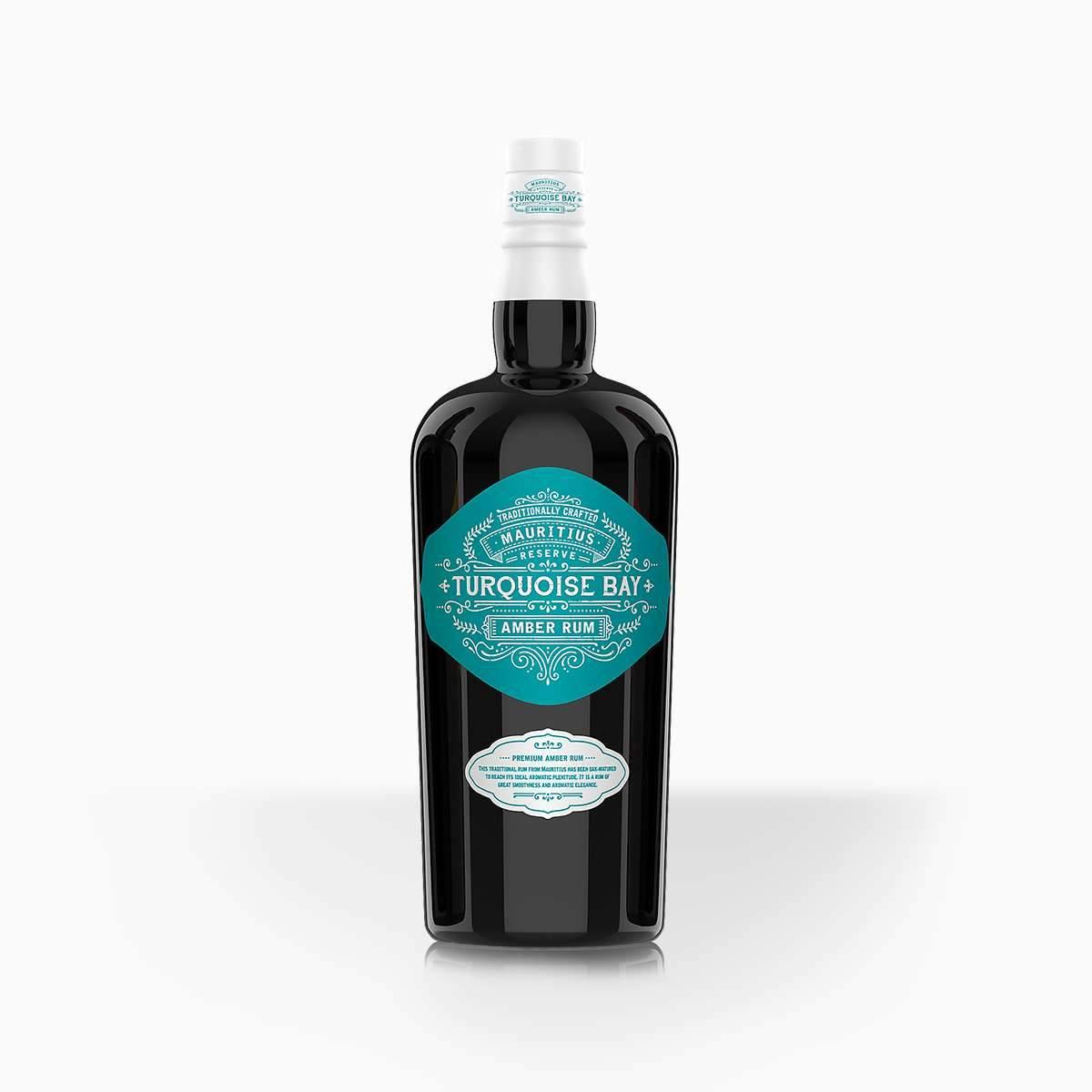 Rum Turquoise Bay Amber Rum 40% 0,7l