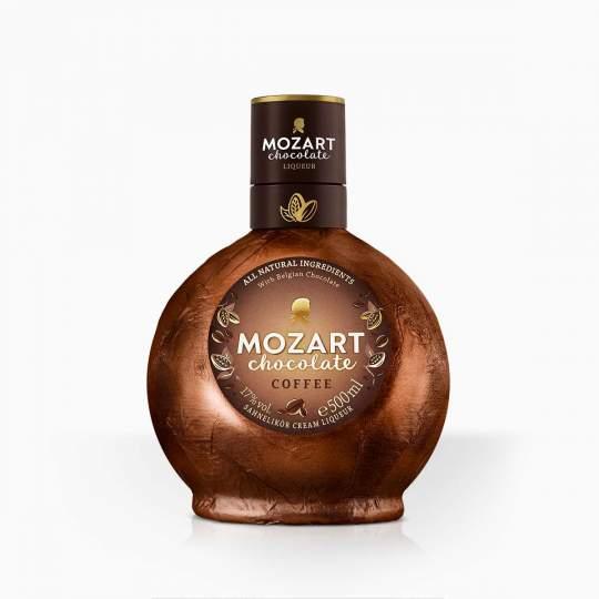 Likér Mozart Chocolate Coffee 17% 0,5l