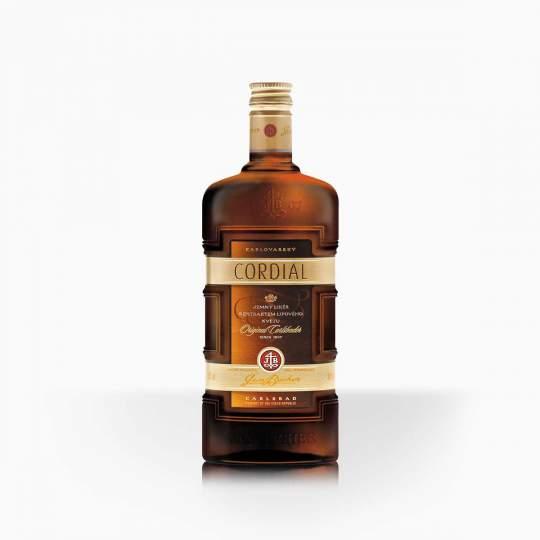 Likér Jan Becher Cordial 35% 0,5l