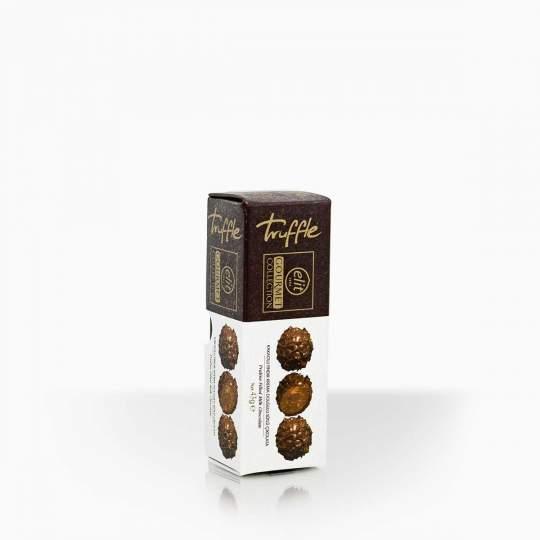 Elit Truffle s krémovou náplňou z mliečnej čokolády 43g