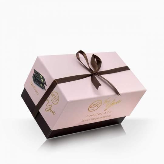 Elit výber čokoládových praliniek s rôznymi náplňami 168g