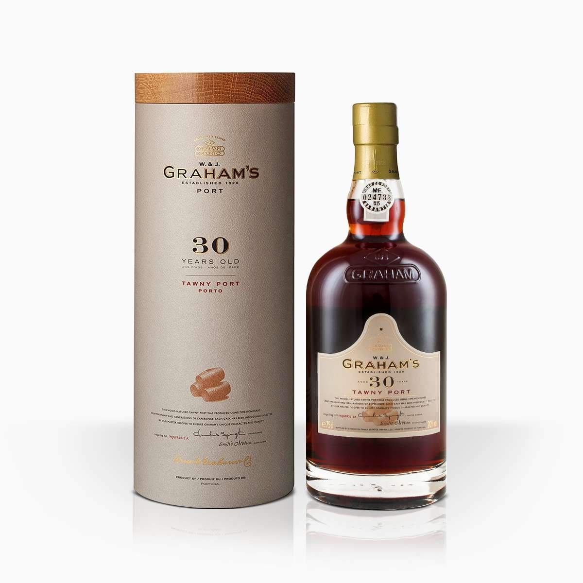 Víno Grahams Oporto 30YO Tawny 20% 0,75l