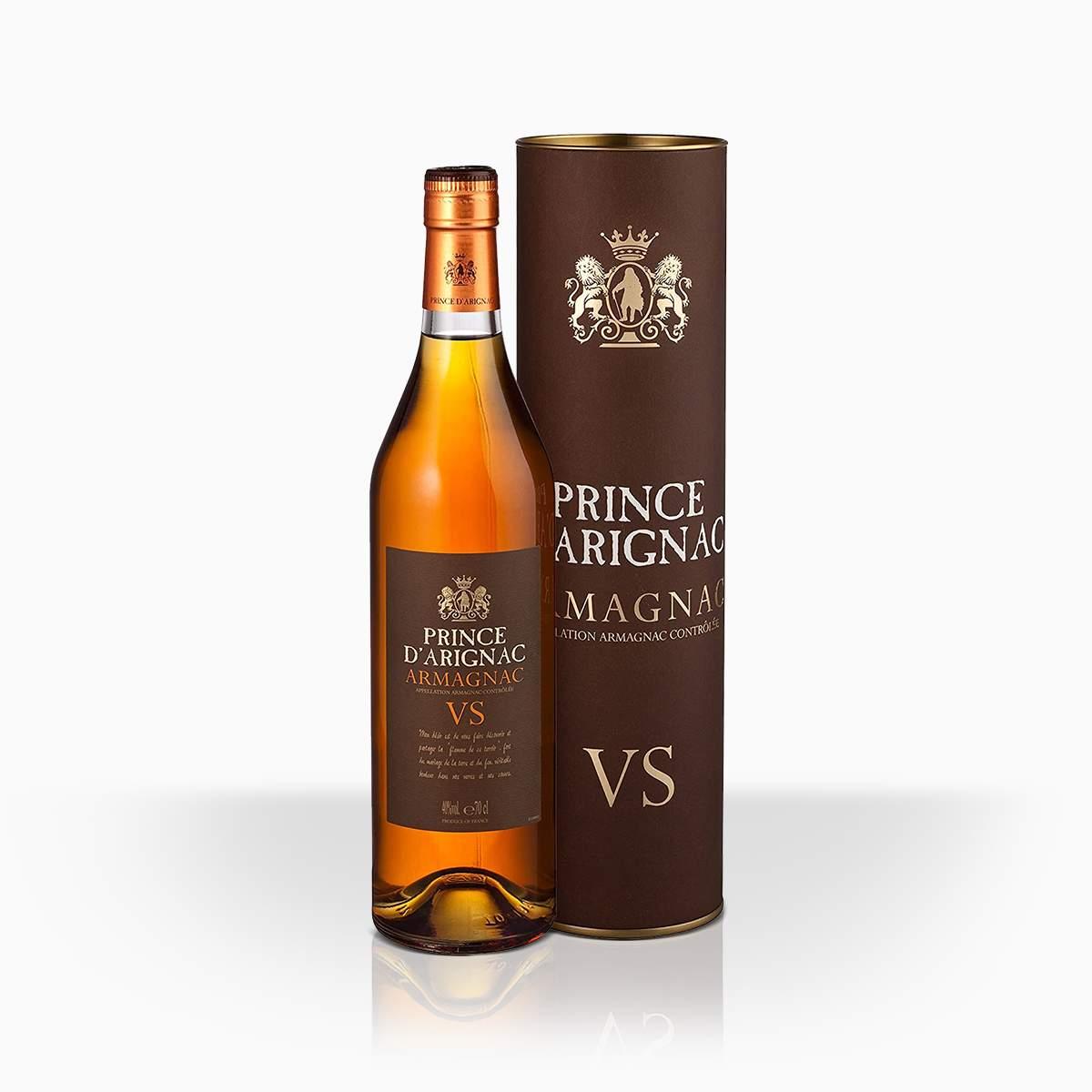 Armaňak Prince D'Arignac VS 40% 0,7l