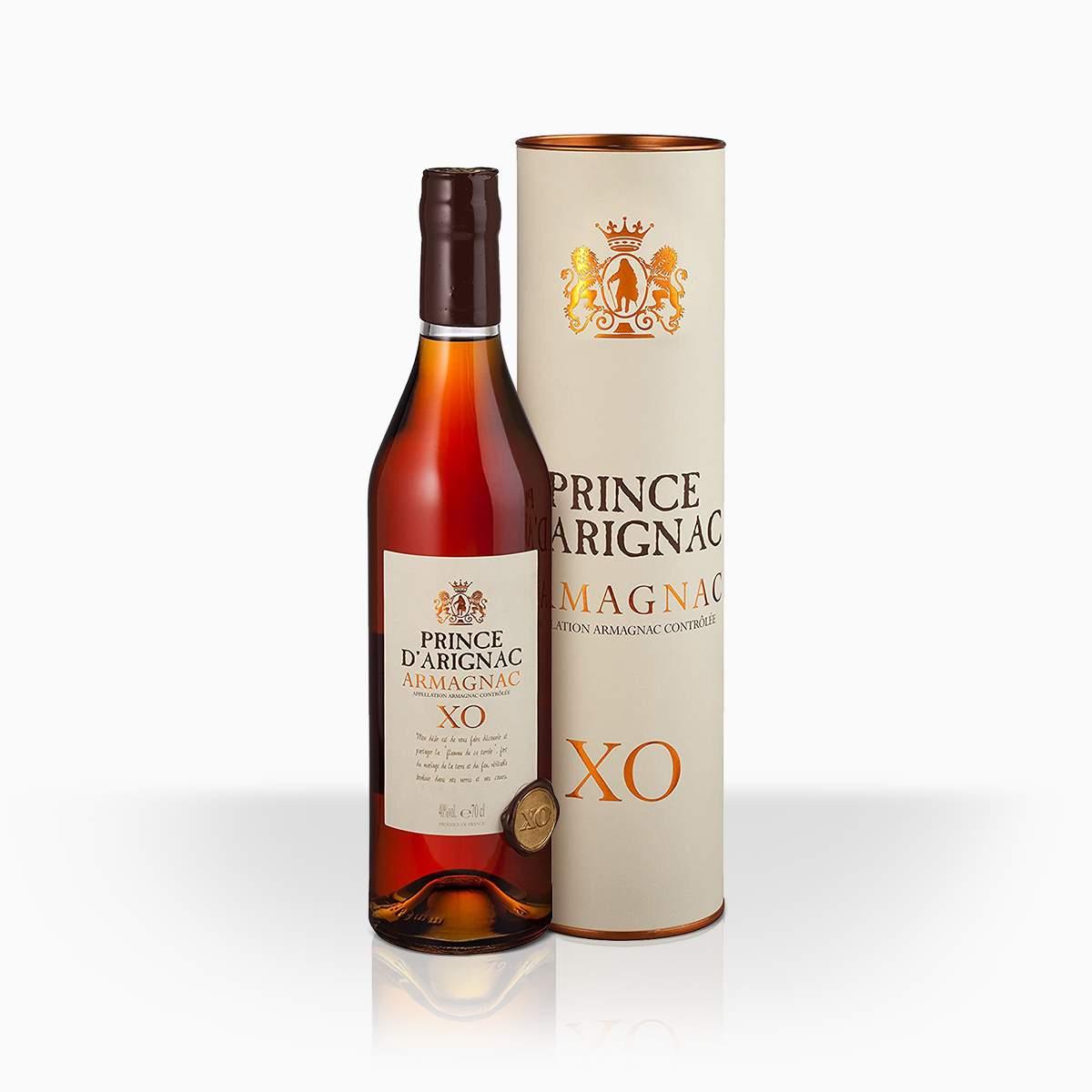 Armaňak Prince D'Arignac XO 40% 0,7l