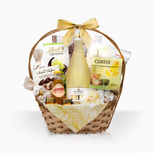 """Gift Basket """"Gentle Charm"""""""