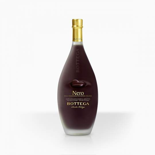 Likér Bottega Nero Chocolate 15% 0,5l
