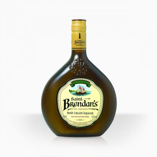 Likér Saint Brendans Irish Cream 17% 0,7l