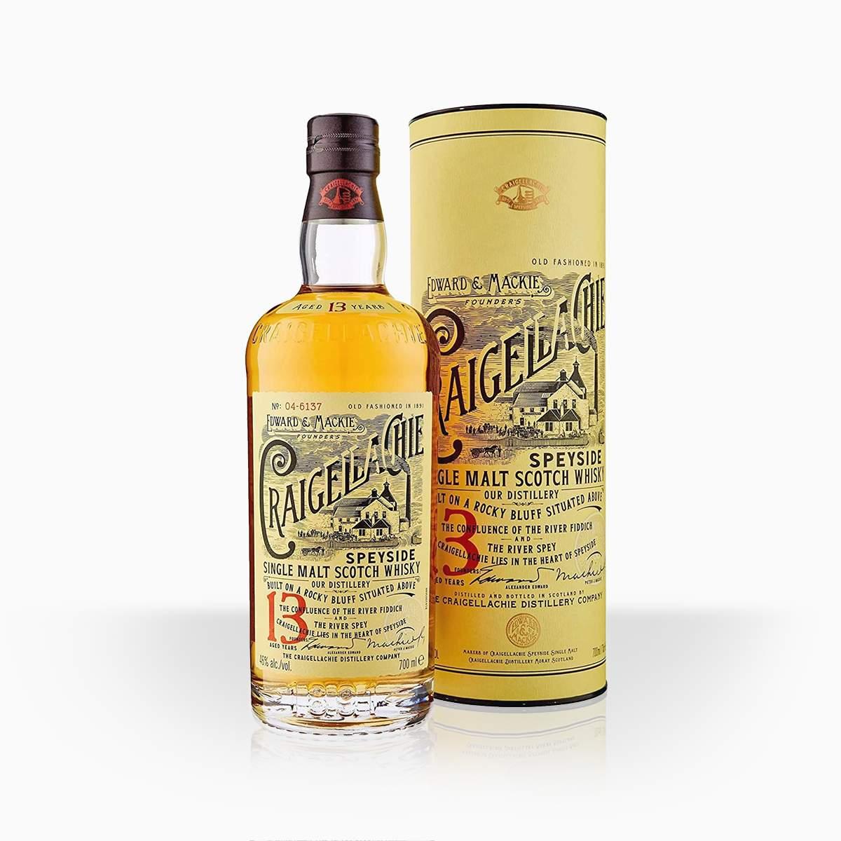 #2485 Whisky Craigellachie 13YO GB 46% 700ml
