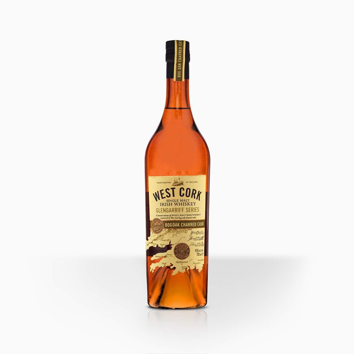 Whisky West Cork Glengarriff Bog Oak