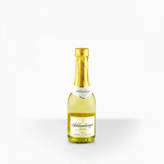 Šumivé víno Schlumberger Brut 11,5% 0,2l