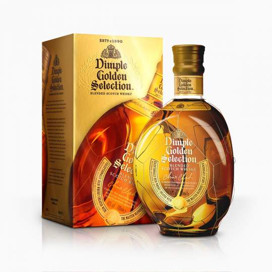 Whisky Dimple Golden Selection 40% 0,7l