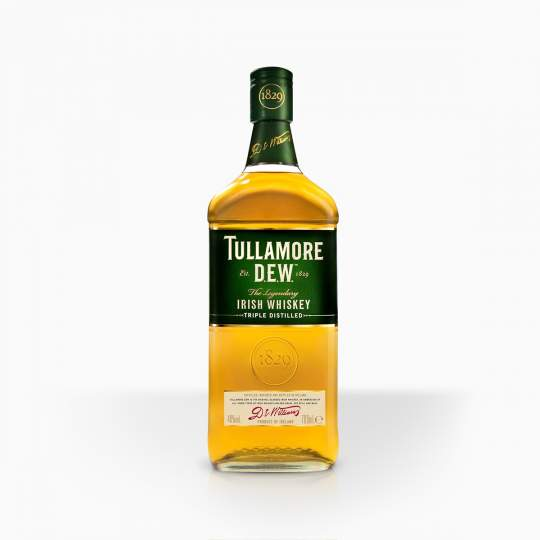 Whisky Tullamore Dew 40% 0,7l
