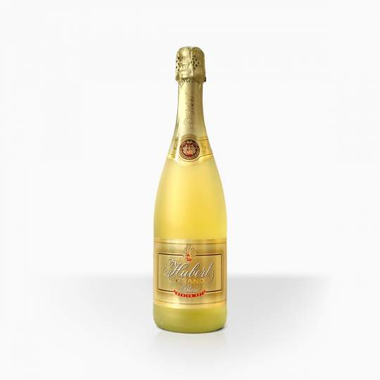 Sekt Hubert J.E. Grand Blanc Medium Dry 12% 0,75l