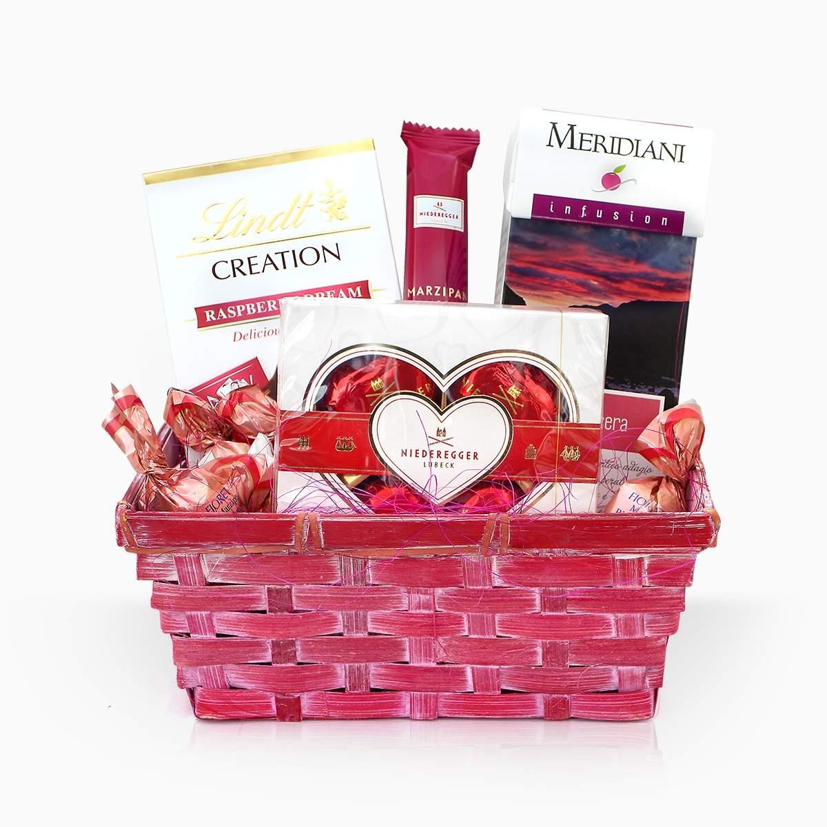 "Gift Basket ""Pink Dream"""