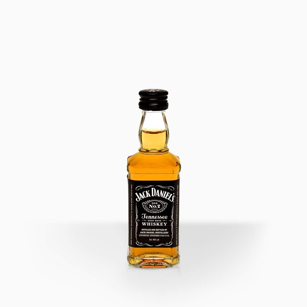 Whisky Jack Daniel´s 40% 0,05l