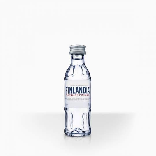 Vodka Finlandia 40% 0,05l
