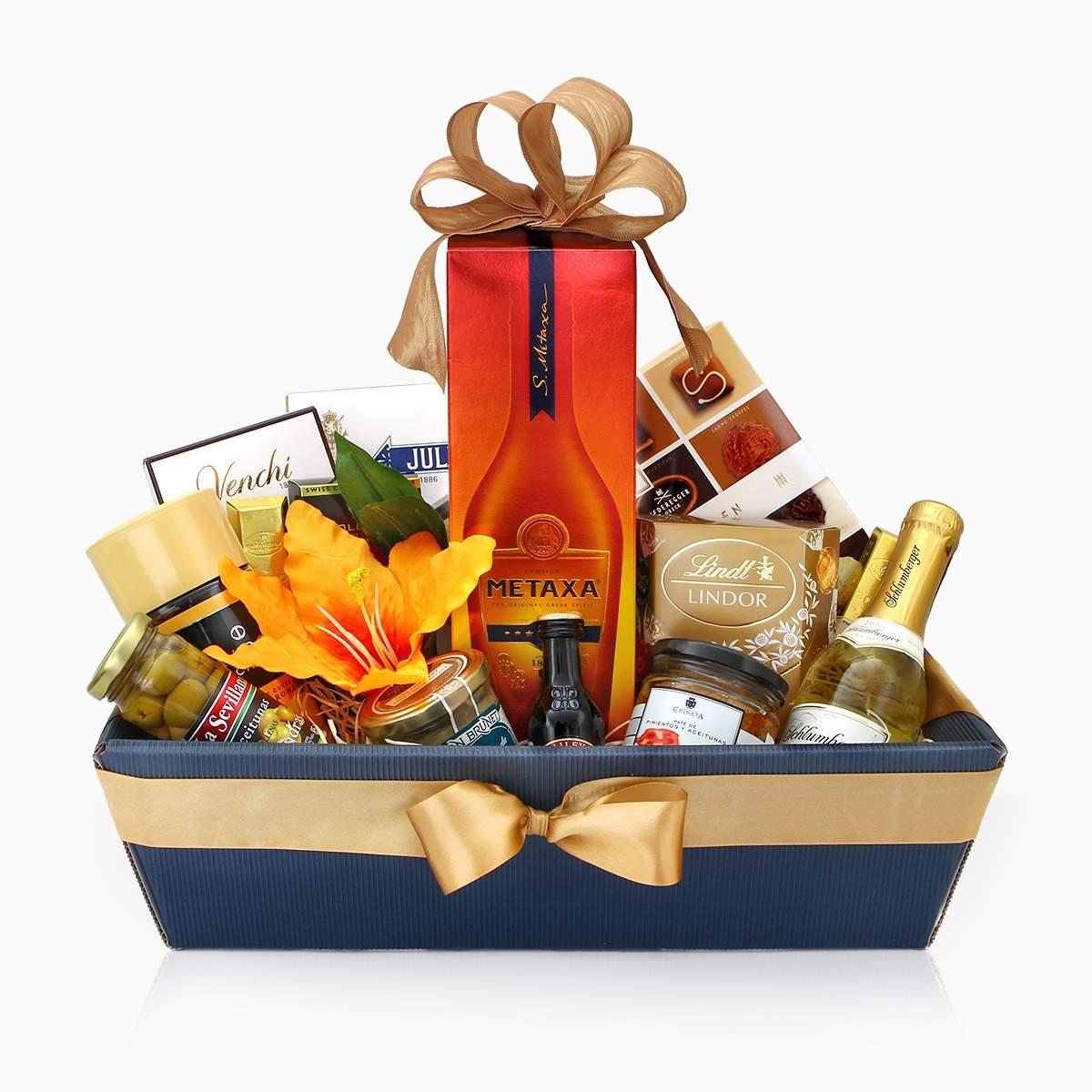 "Gift Basket ""The Taste of Victory"""