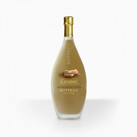 Likér Bottega Caramel 17% 0,5l
